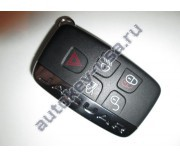 Jaguar(Ягуар) smart ключ. Модели: XF, XJ