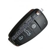Audi Универсальный ключ с выкидным механизмом лезвия. Производитель: Keyless Engineering.