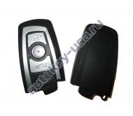 BMW корпус smart ключа. Моделей F-серии (3 кнопки)