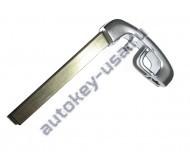 BMW лезвие smart ключа. Модели F серии