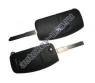 Ford(Форд) ключ выкидной с дистанционным управлением (3 кнопки). Модели:: Focus II и д.р модели