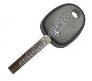 Hyundai(Хендай) заготовка ключа с местом под чип.Подходит к модели Solaris
