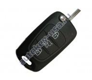 Hyundai(Хендай) ix35,i20 выкидной ключ с дистанционным управлением.