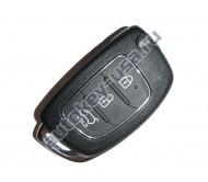 Hyundai(Хендай)Tucson выкидной ключ с 2015 года 4D_60_80bit