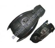 Mercedes(Мерседес) корпус smart ключа 3 кнопки
