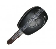 Renault(Рено) корпус ключа 3 кнопки