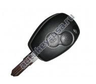 Renault(Рено) корпус ключа 2 кнопки