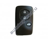 Subaru(Субару) smart ключ с дистанционным управлением (3 кнопки), 433Mhz