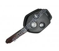 Subaru(Субару) ключ с дистанционным управлением (3 кнопки) NSN14, 4D_62