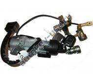 SUBARU(Субару) комплект замков с двумя ключами (с чипами), инфракрасный ПДУ, блок иммобилайзера