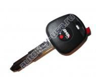 Toyota(Тойота) заготовка ключа под чип, JMA