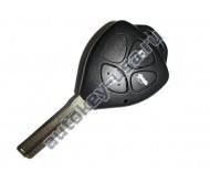 Toyota(Тойота) корпус дистанционного ключа (3 кнопки)