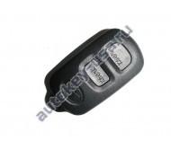 Toyota(Тойота) корпус брелока (2 кнопки+panic). Для автомобилей из США(номер:GQ43VT14T)