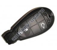 Chrysler(Крайслер) smart ключ (3 кнопки). Для автомобилей из Европы