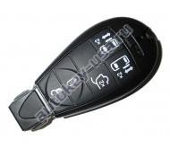 Chrysler(Крайслер) smart ключ (5 кнопок). Для автомобилей из Европы