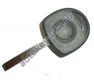 Chevrolet(Шевроле) заготовка ключа с местом под чип. Лезвие HU100
