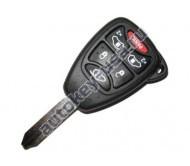 Chrysler(Крайслер) ключ с дистанционным управлением (5 кнопок+panic). GRAND CARAVAN и TOWN & COUNTRY с 2005 г.в
