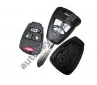 Chrysler(Крайслер) корпус дистанционного ключа