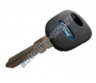 Ford заготовка ключа с местом под чип
