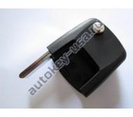 Volkswagen(Фольксваген) часть корпуса выкидного ключа с чипом (чип 48). Для автомобилей с 1998-2005г