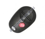 Toyota(Тойота) брелок (2 кнопки+panic). Походит к моделям:: HIGHLANDER, TUNDRA и другие модели. Для автомобилей из США