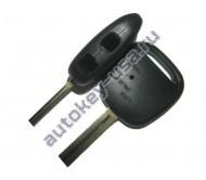 Toyota(Тойота) корпус дистанционного ключа (2 кнопки), лезвие TOY 48. Для автомобилей из Японии