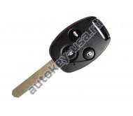 Honda(Хонда) ключ с дистанционным управлением (3 кнопки), чип 46. Модель Civic 2006-2011г