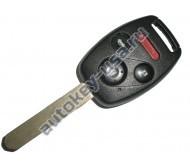 Honda Civic 2008-2011 (3 кнопки+panic) чип 46(электронный)