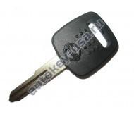 Nissan(Ниссан) заготовка ключа с чипом (чип 41)