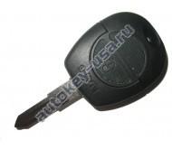 Nissan(Ниссан) ключа с дистанционным управлением 2 кнопки. Лезвие NSN11