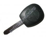 Nissan(Ниссан) ключа с дистанционным управлением 2 кнопки. Лезвие NSN14