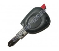 Renault(Рено) заготовка ключа с местом под чип