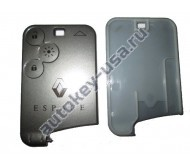 Renault(Рено) Espace корпус smart-карты 3 кнопки