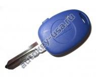 Fiat(Фиат) корпус ключа 1 кнопка сбоку