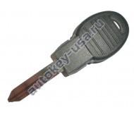 Dodge(Додж) заготовка ключа с местом под чип