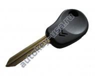 Citroen заготовка ключа с чипом (чип 46)