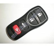 INFINITI(Инфинити) брелок с дистанционным управлением ( 3 кнопки+panic). Номер:: KBRASTU15