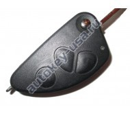 Alfa Romeo(Альфа Ромео) корпус ключа 3 кнопки