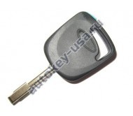 Jaguar(Ягуар) заготовка ключа с чипом (чип 4D-60,логотип Ford)