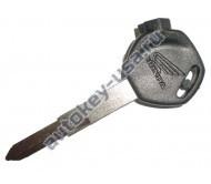 Honda(Хонда) заготовка ключа с местом под магниты