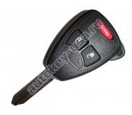 Chrysier(Крайслер) ключ с дистанционным управлением (2 кнопок+panic). Модели:: PT CRUISER, SEBRING, Aspen