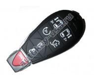 Chrysler(Крайслер) оригинальный smart ключ (6 кнопок+panic) США