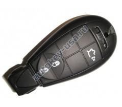 Jeep(Джип) smart ключ (3 кнопки). Для автомобилей из Европы