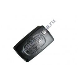 Peugeot(Пежо) корпус выкидного ключа(4 кнопки)