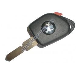 Peugeot(Пежо) заготовка ключа с местом под чип
