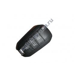 Peugeot(Пежо) 508 выкидной ключ с 2011г чип PCF7941