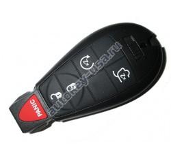 Chrysier(КРАЙСЛЕР) ключ с дистанционным управлением (4 кнопки)