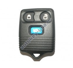 Ford корпус брелка (3 кнопки) Европа