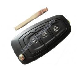 Ford ключ выкидной Focus III, Mondeo IV, Galaxy
