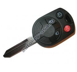 Ford(Форд) ключ с дистанционным управлением (3 кнопки+panic). Модели:: Escape и др. модели. США